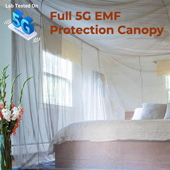EMF protection canopy